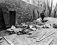 Dead Belgian civilians
