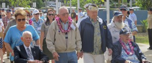 USS Arizona Last Reunion